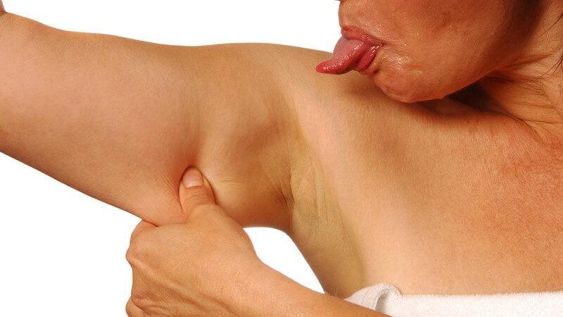 """Tipps, Hinweise und Grundübungen für ein effektives Armtraining und den Verlust des """"Winkspecks"""""""