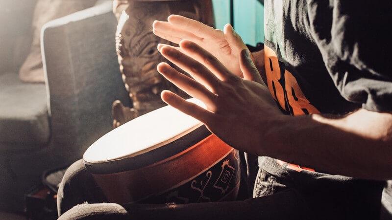 Wissenswertes zum Fitnesstraining Drums Alive