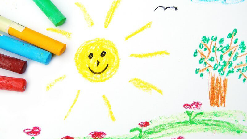 Wie die Kinder in der Kirche und beim anschließenden Fest mitwirken können - als Blumenmädchen und Blumenjungen übernehmen sie eine wichtige Aufgabe