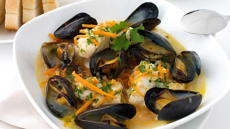 Leckere Rezeptideen aus unterschiedlichen Regionen in Italien - die italienische Küche bietet für jeden Geschmack das passende Gericht