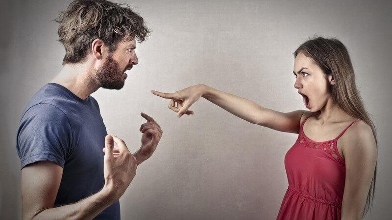Wenn aus Liebe Hass wird und wie man wieder zueinander findet - Wenn z.B. eine bestimmte Verhaltensweise zur Abneigung führt, liegt häufig ein tiefergehendes Problem vor
