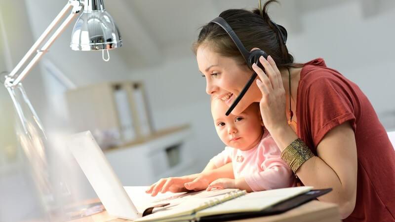 Als Mutter sowie als Vater die Hürden des Wiedereinstiegs meistern - beruflich, finanziell, emotional und privat
