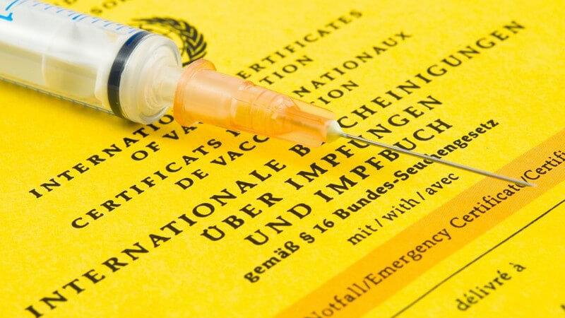 Wichtige Impfungen im Erwachsenenalter