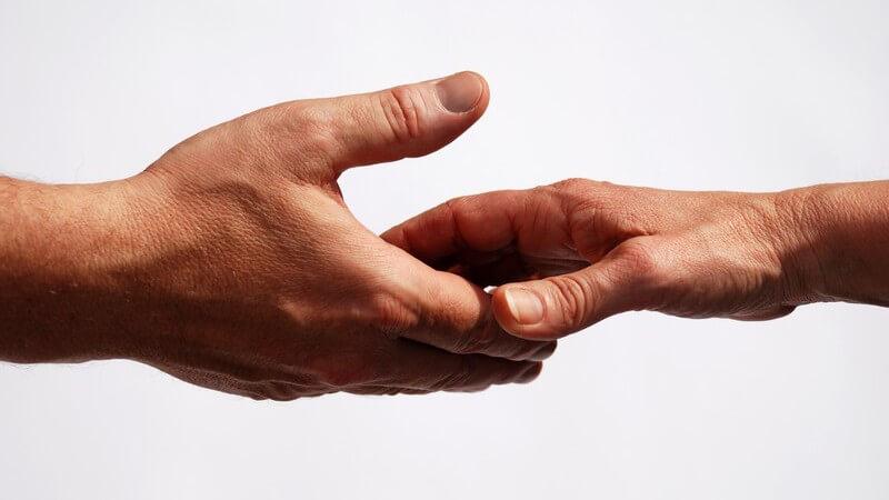 Vertrauen - der Glaube an das Gute: Warum Vertrauen wichtig ist und wie Sie Ihr Urvertrauen wieder aufbauen und zurückgewinnen