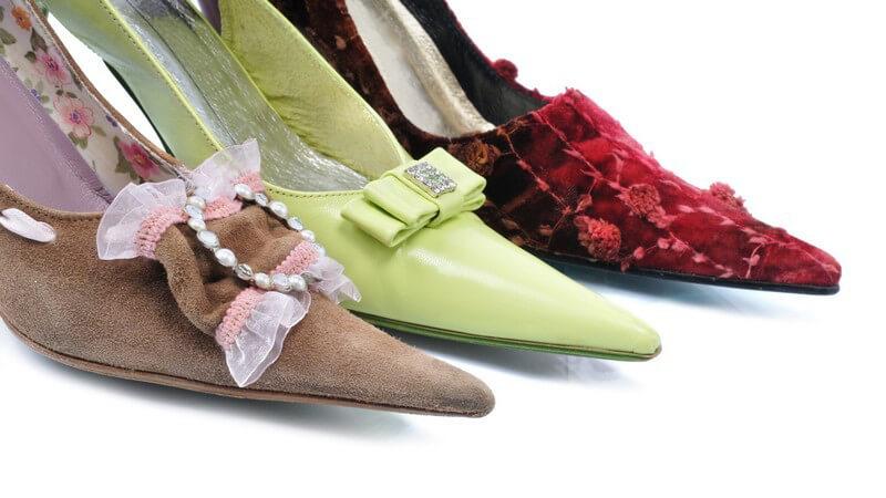 Von California bis Zwiegenäht: anspruchsvolles Schuhwerk zeichnet sich besonders durch seine Machart aus
