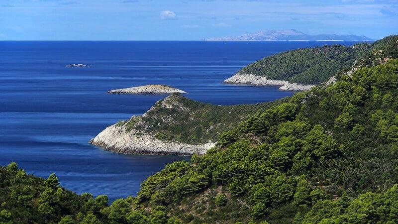 Sehenswertes im Reiseziel Kroatien