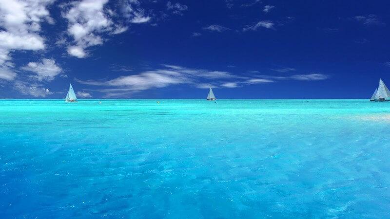 Randmeere, Golfe und Meerengen des Indiks
