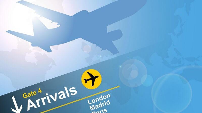 Die europaweit größten Airports im Überblick