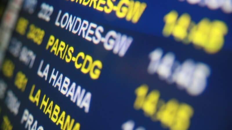Die weltweit größten Airports im Überblick