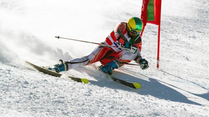 Wissenswertes zum alpinen Skisport