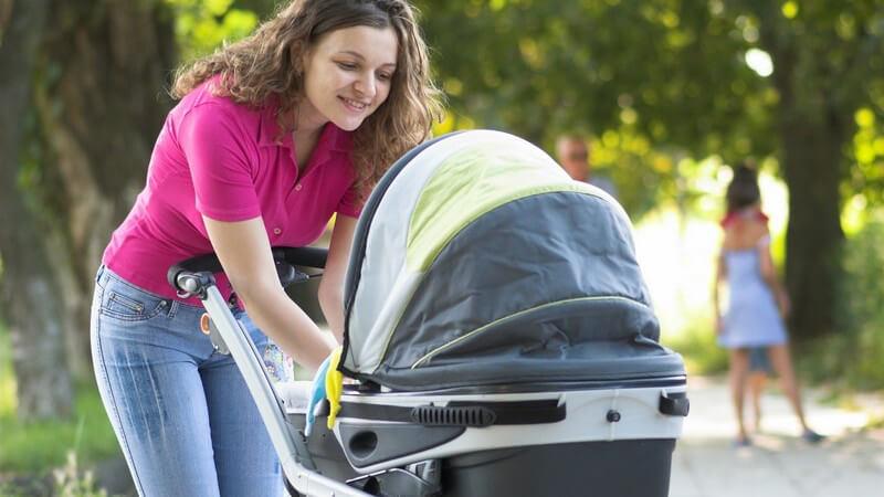 Verschiedene Kinderwagenmodelle für verschiedene Bedürfnisse - worauf ist bei der Auswahl zu achten?