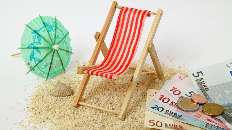 Was kostet der Urlaub? Vom Kurztrip bis zur Fernreise: Reisen aus finanzieller Sicht