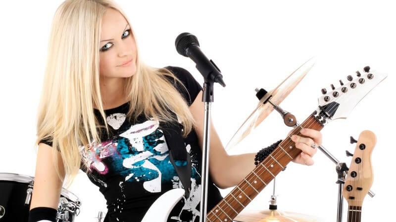 Alternative, Hard Rock, Rock'n'Roll, Punk, Heavy Metal und Co - Wir informieren über die Musikstile des Rock und Metals