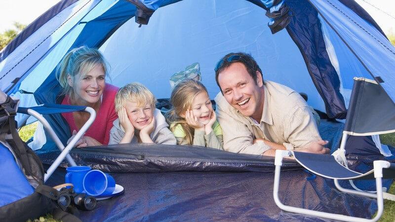 Merkmale, Angebote und Regeln unterschiedlicher Campingplatzarten