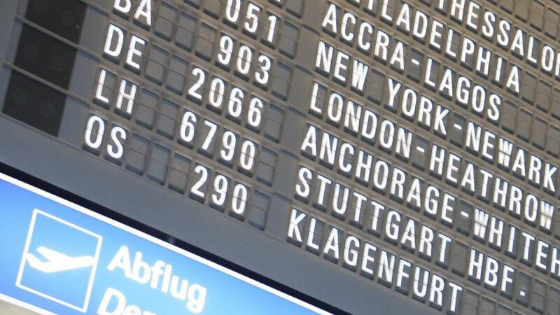 Geschichte, Airlines und Ziele der größten Airports in Afrika