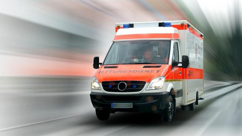 Wir informieren über Krankentransport und Rettungseinsatz, Besatzung, Ausstattung und Kommunikation sowie Aspekte der Instandhaltung