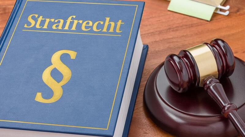 Verschiedene Sanktionsarten im Überblick