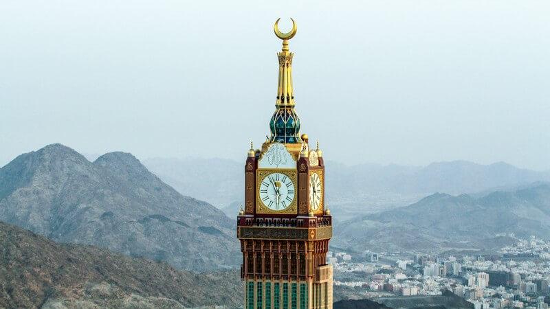 Sehenswertes im Reiseziel Saudi-Arabien