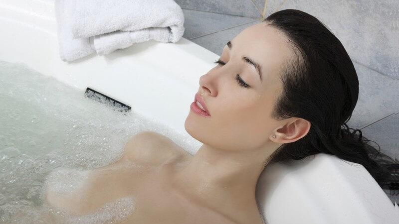 Für das Floating zuhause ist eine handelübliche Badewanne nur sehr bedingt zu empfehlen