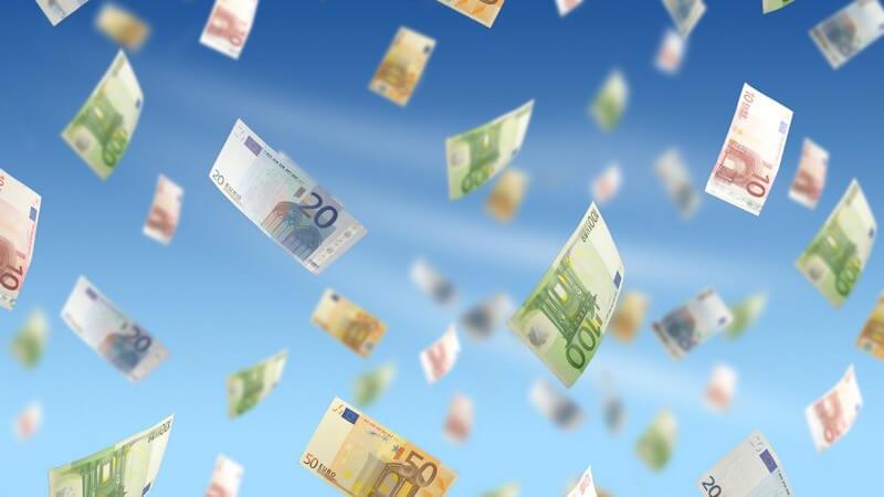Euro, Pfund und Dollar - Merkmale, an denen Sie Falschgeld erkennen, Hinweise zur Geschichte der Geldfälschung und Sicherheitsmerkmale von Banknoten und Geldmünzen