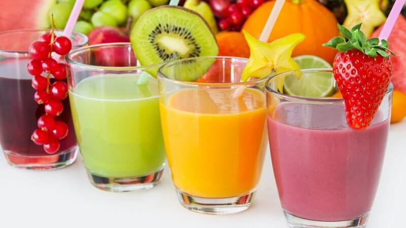 Tipps für selbstgemachte Fruchtsäfte