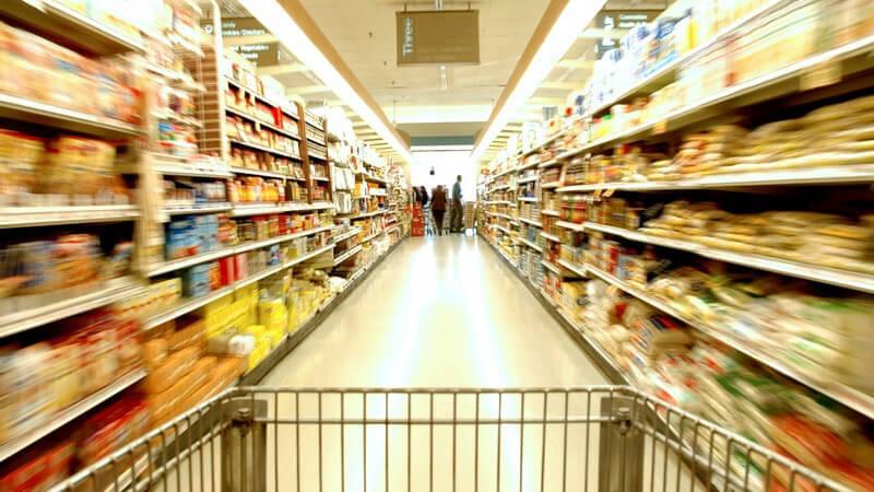 Informationen zum Tante Emma Laden, Supermarkt, Kiosk, Convenience Shop, Discounter und SB-Warenhaus (Hypermarkt)