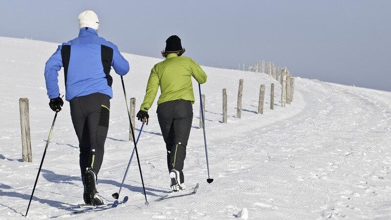 Wissenswertes rund um den Skilanglauf