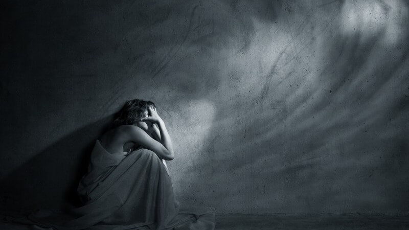 Hauptsymptome des Sjögren-Syndroms sind Mundtrockenheit und trockene Augen