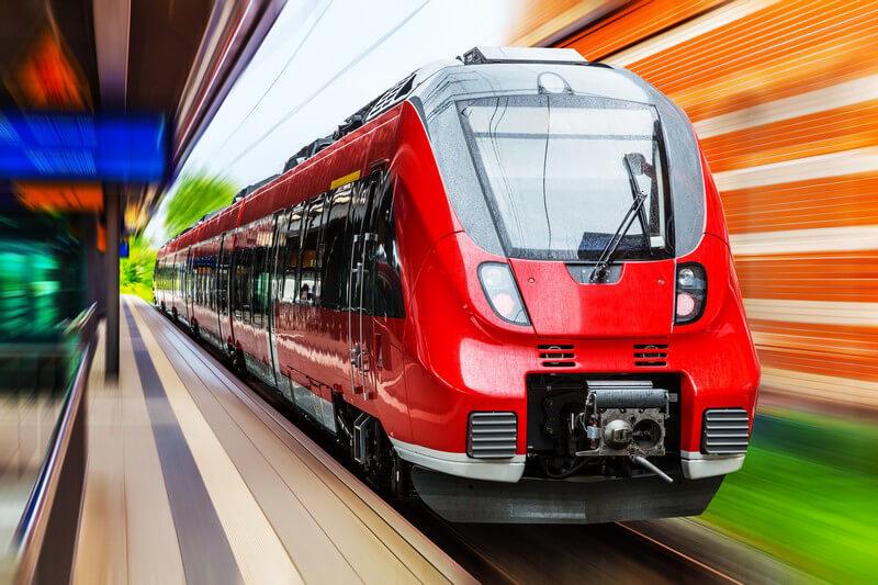 Kontrolle Regionalbahn