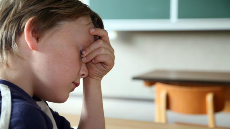 Vom Lehrer benachteiligt, Streit zwischen Lehrer und Schüler und Co - Tipps, um die Situation zu verbessern