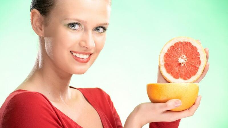 Wird besonders gerne als Zutat für einen Obstsalat verwendet