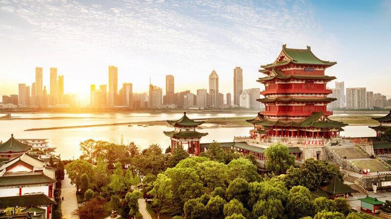 Sehenswertes im Reiseziel China