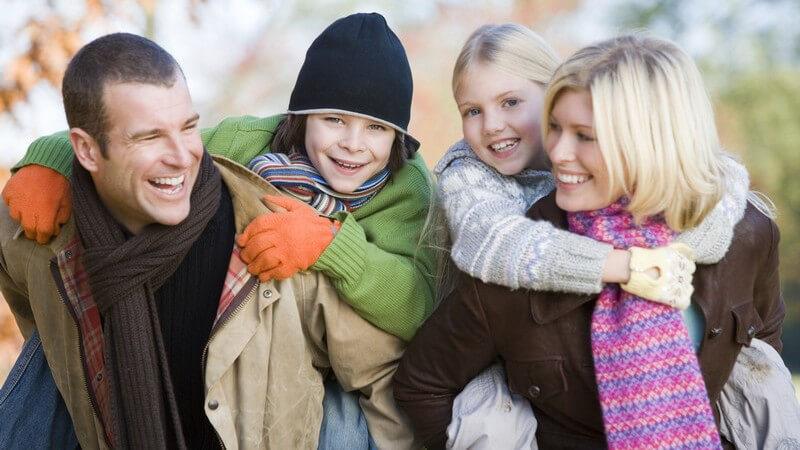 Tipps, um Eltern milder zu stimmen