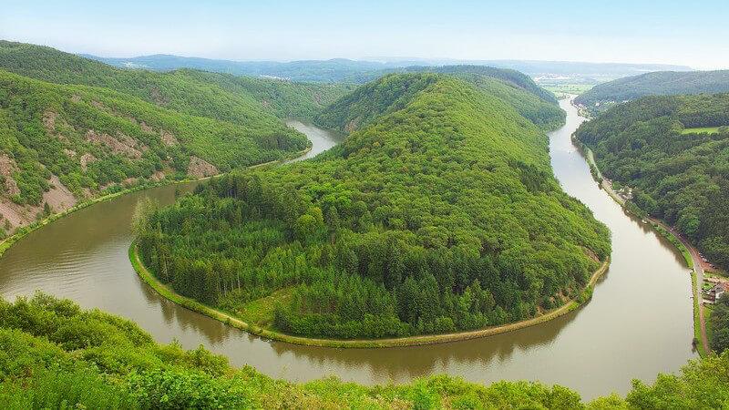 Von der Donau bis zur Spree - Flusskunde in Deutschland