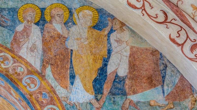 Von der Klassischen Antike bis zur Moderne - welche Wandmaltechniken wurden im Verlaufe der Jahrhunderte angewandt?