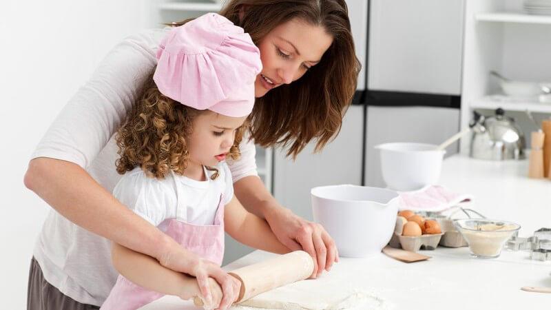 Hilfreiche Tipps zur Verarbeitung von Trocken- oder Frischhefe - damit der Teig aufgeht, wird ein warmer Platz benötigt