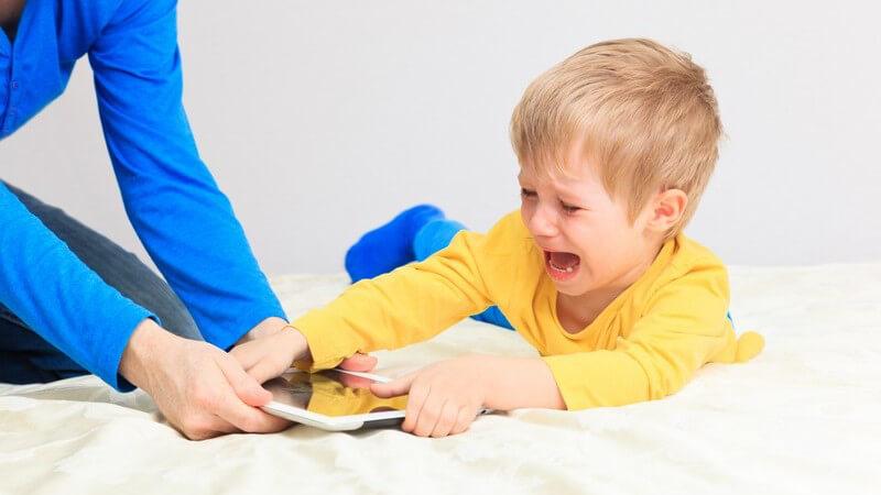Bei ADHS besteht zusätzlich eine Hyperaktivitätsstörung