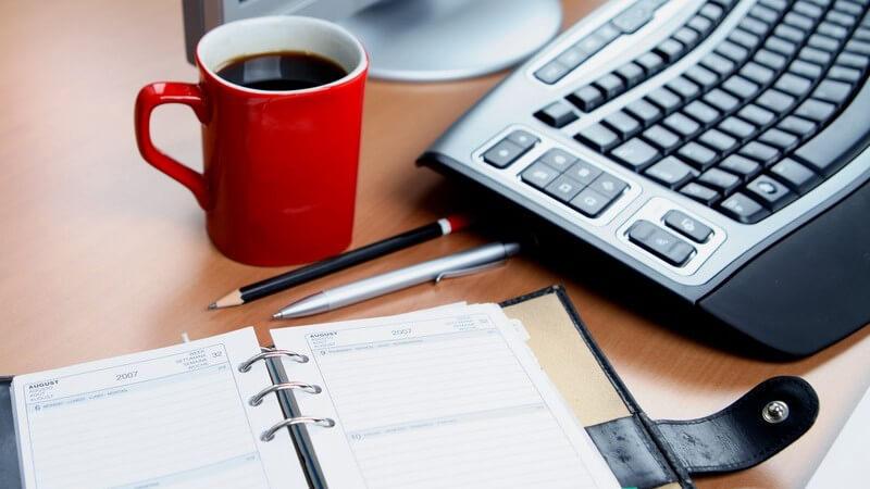 Die ergonomische Gestaltung ist für das produktive Arbeiten sehr wichtig; dies gilt auch für das Homeoffice - Wir zeigen, worauf es ankommt