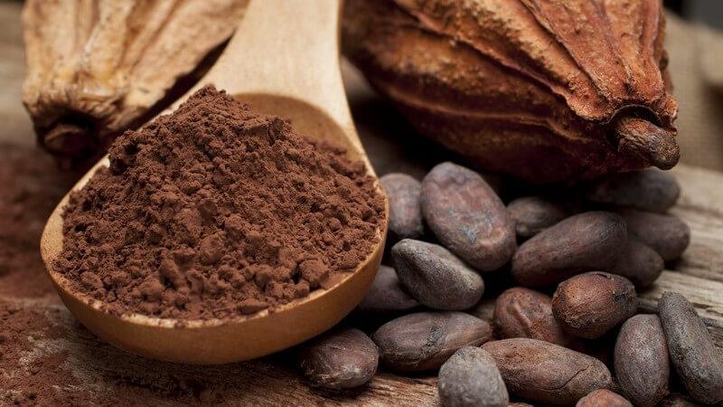Verwendung der Kakaobutter im Beautybereich zum Abschminken und Co