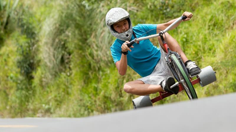 Trike Drifting - Wissenswertes zu den sportlichen Dreirädern