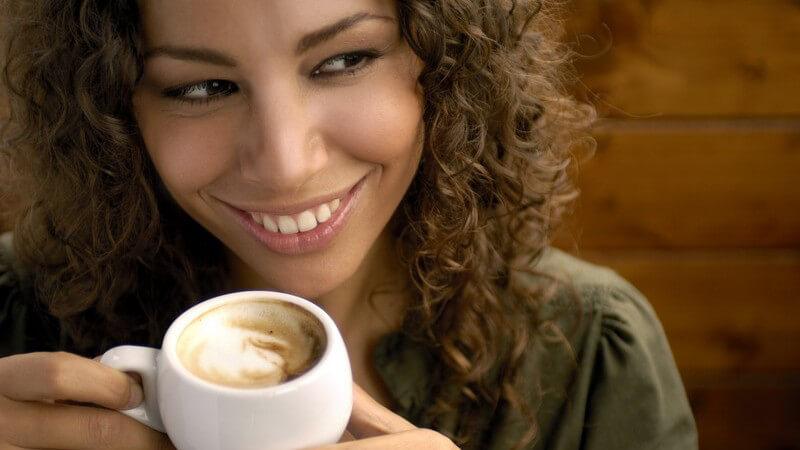 Verschiedene Zubereitungsformen von Kaffee