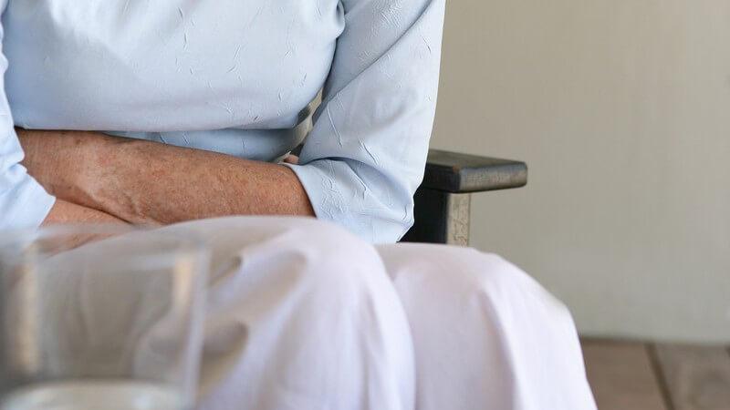 Die Schmerzempfindung wird im zentralen Nervensystem verarbeitet