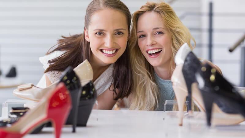 Vom Sneakers- bis zum Luxusschuh-Typ: Was wir am liebsten tragen, sagt viel über uns aus