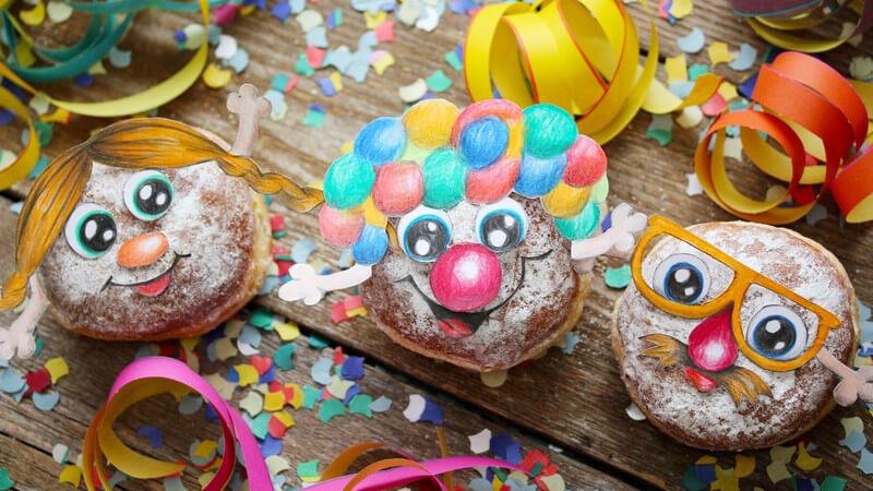 Die fünfte Jahreszeit wird hierzulande besonders in den berühmten Karnevalshochburgen gefeiert - wir geben einen Überblick über die Traditionen des Karnevals