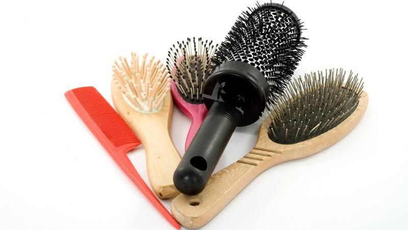 Wir erläutern Näheres zu verschiedenen Materialien, die in der Herstellung von Bürsten Verwendung finden