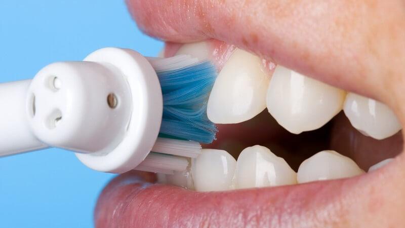 Wissenswertes über elektrische Zahnbürsten