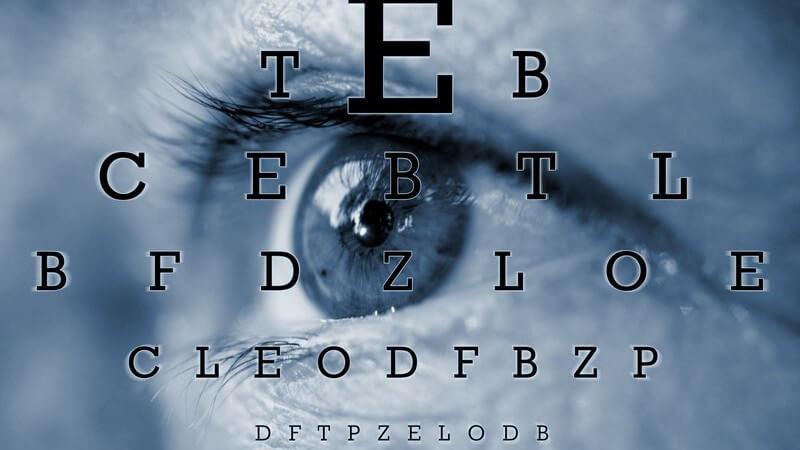 Verfahren zur Untersuchung des Auges bei Beschwerden und Erkrankungen