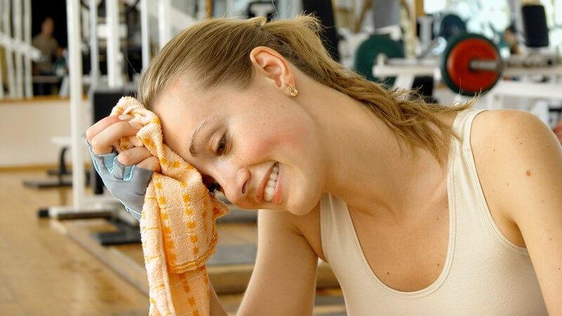 Welches Ausmaß an körperlicher Ertüchtigung die Fruchtbarkeit positiv beeinflussen kann