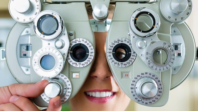 Wer Kontaktlinsen erwerben möchte, sollte diese Informationen rund um den BC-Wert kennen