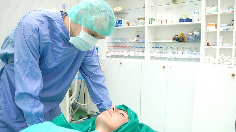 Bereiche der refraktiven Chirurgie an den Augen